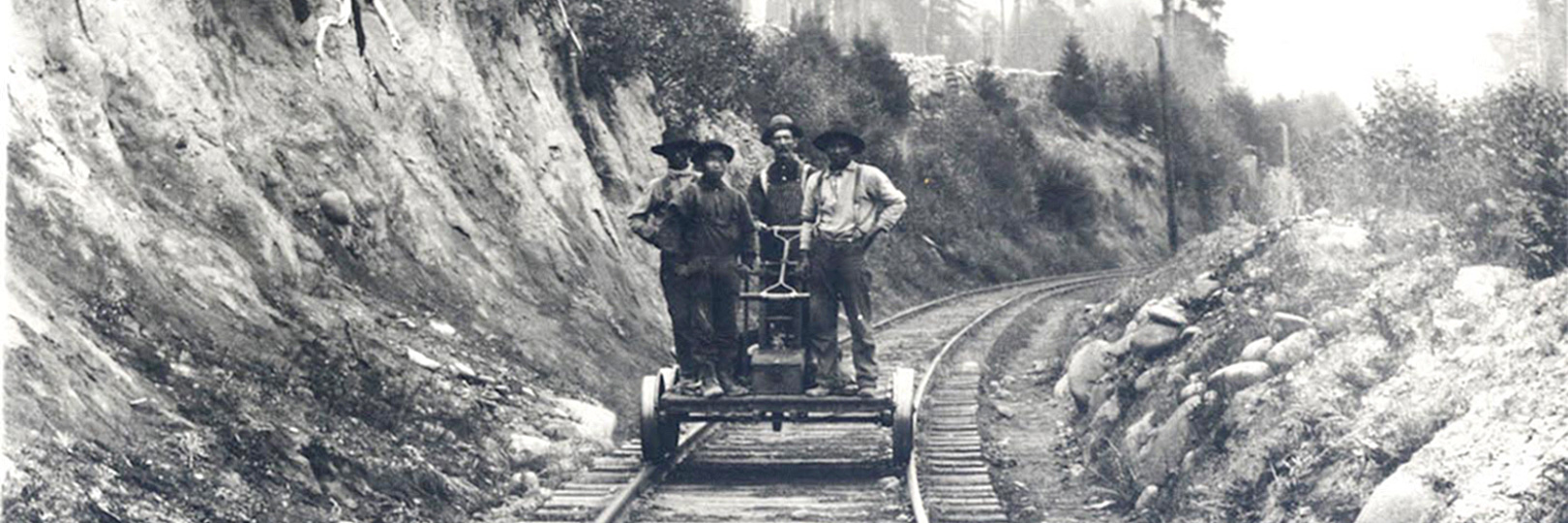 Chinese Railroad Workers